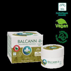 Annabis Balcann organic hemp balm