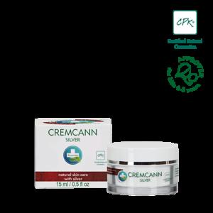 Annabis Cremcann silver natural skin care