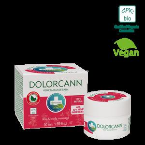 Annabis Dolorcann organic hemp balm