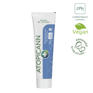 Annabis atopicann natural hemp cream