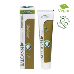 Annabis balcann oak tree bark hemp gel