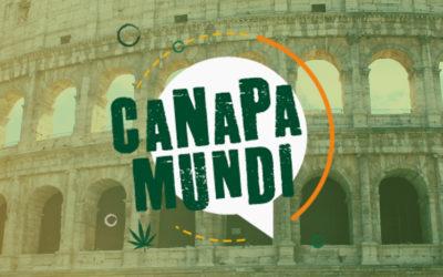 International Hemp and Cannabis Fair Canapa Mundi in Rome