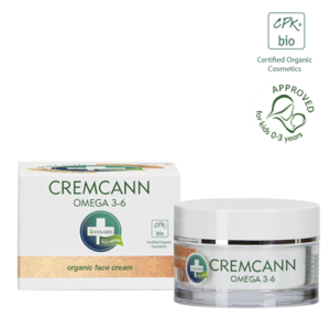 Annabis cremcann omega 3-6 organic face cream skin care