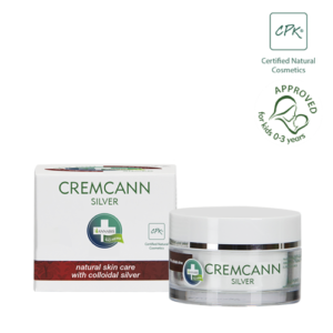Annabis cremcann silver natural hemp cream