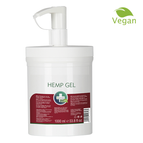 Annabis hemp massage gel