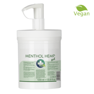 Annabis menthol hemp massage gel