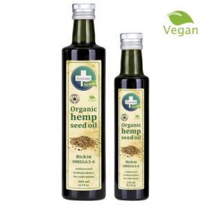 Annabis organic hemp oil health nutrition