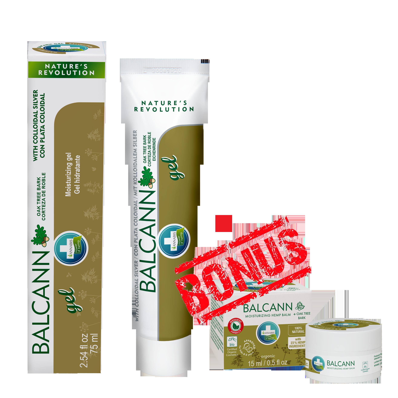 bonus gel+15balm